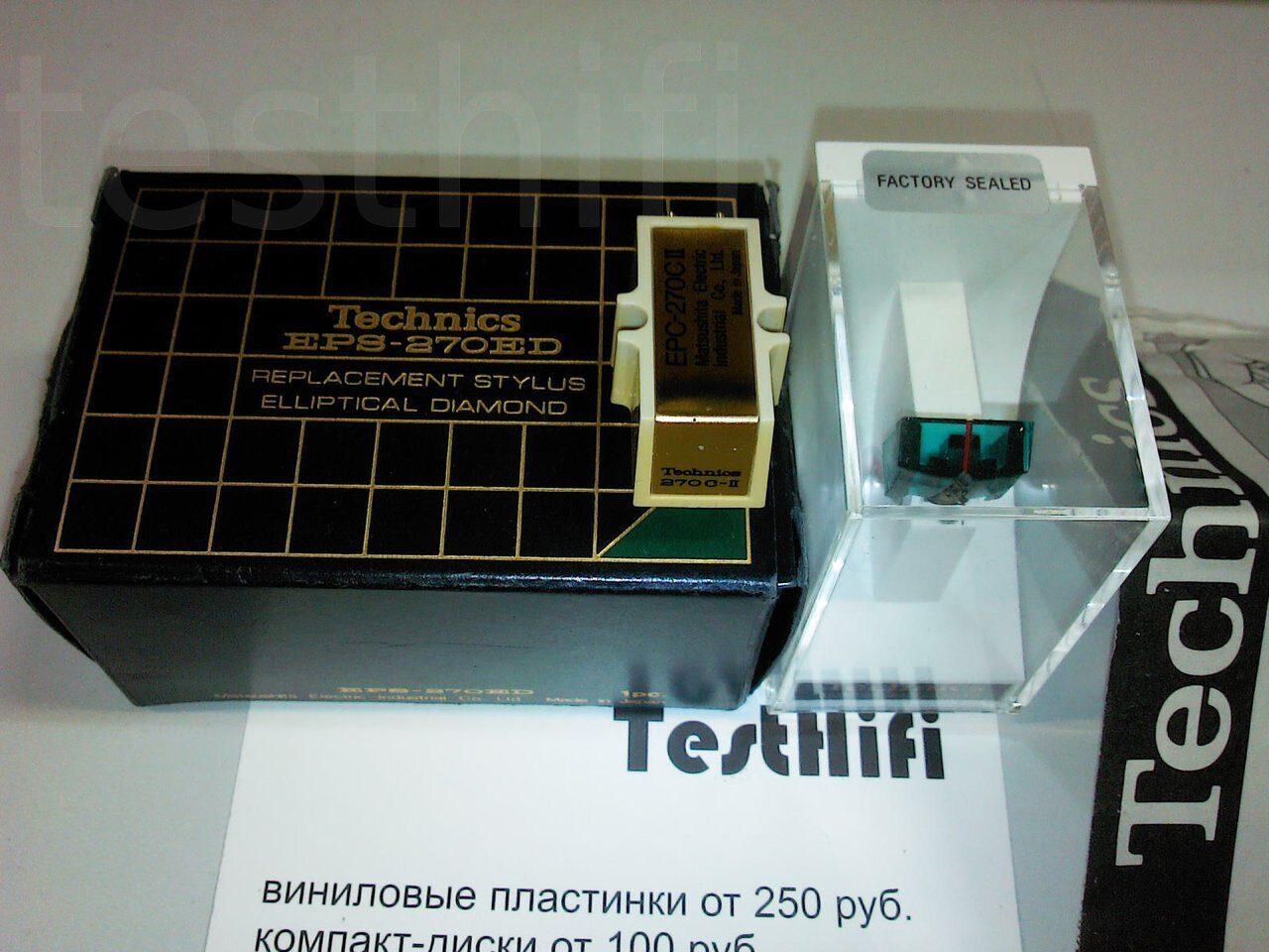 Technics EPC-270C II + Original