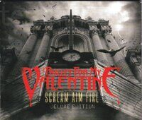 Bullet For My Valentine ‎– Scream Aim Fire (Deluxe Edition) CD+DVD