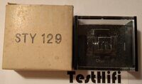 Sharp STY-129 ORIG NOS