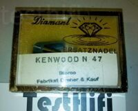 Kenwood N-47 NOS Germany