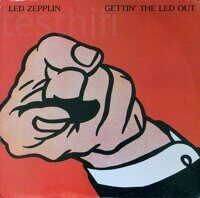 Led Zeppelin ‎– Gettin' The Led Out, 2 × Vinyl, LP, Unofficial Release