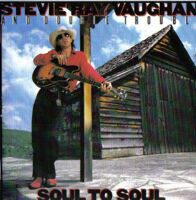 Stevie Ray Vaughan And Double Trouble ‎– Soul To Soul