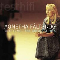 Agnetha Fältskog ‎– That's Me - The Greatest Hits