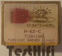 Toshiba N-62-C Germany NOS