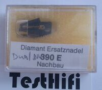 DUAL DN 390 E Germany NOS