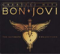 Bon Jovi ‎– Greatest Hits - The Ultimate Collection  2CD