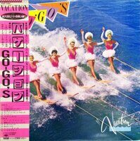 Go-Go's ‎– Vacation,PROMO