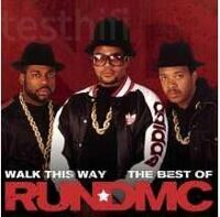 Run-DMC ‎– Walk This Way The Best Of Run-DMC