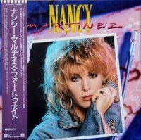 Nancy Martinez ‎– Not Just The Girl Next Door
