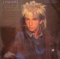 "Limahl ‎– Only For Love, Vinyl, 12"", 45 RPM, Single"