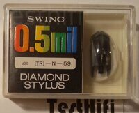 Kenwood N-59 SWING NOS