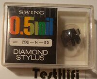 Kenwood N-53 SWING NOS