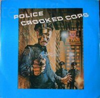 The Police ‎– Crooked Cops, 2 × Vinyl, LP, Unofficial Release