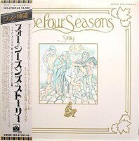 The Four Seasons ‎– The Four Seasons Story, 2 × Vinyl, LP, Compilation, Gatefold