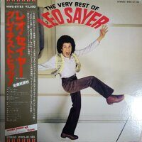 Leo Sayer ‎– The Very Best Of Leo Sayer,PROMO