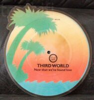 "Third World ‎– Now That We've Found Love Island Records ‎– ISP 219 Vinyl, 10"", Picture Disc"