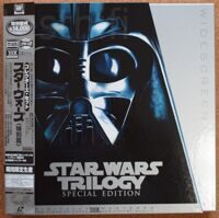STAR WARS TRILOGY 6-DISC LD BOX Definitive Collection(1994)