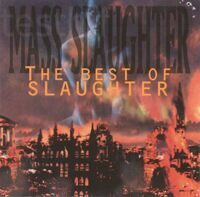 Slaughter ‎– Mass Slaughter: The Best Of Slaughter
