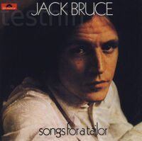 Jack Bruce ‎– Songs For A Tailor