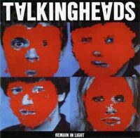 Talking Heads ‎– Remain In Light  CD+DVD