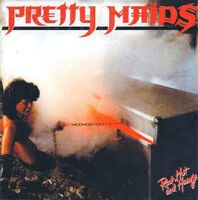 Pretty Maids ‎– Red, Hot And Heavy