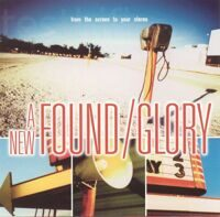 A New Found Glory ‎– From The Screen To Your Stereo  EP