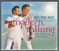 Modern Talking ‎– All The Best - The Definitive Collection  CD3