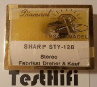 Sharp STY 128 Germany NOS