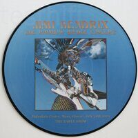 Jimi Hendrix ‎– The Rainbow Bridge Concert - The Early Show, Vinyl, LP, Picture Disc, Unofficial Release