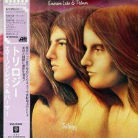 Emerson, Lake & Palmer ‎– Trilogy