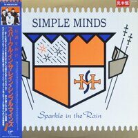 Simple Minds ‎– Sparkle In The Rain,PROMO