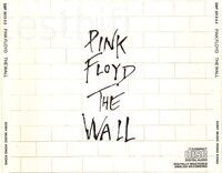 Pink Floyd ‎– The Wall, 2CD