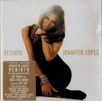 Jennifer Lopez ‎– Rebirth  CD+DVD