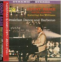 Count Basie And His Orchestra  Featuring Joe Williams ‎– Breakfast Dance And Barbecue, CD, Album, Limited Edition, Reissue, Remastered, Stereo, Paper Sleeve