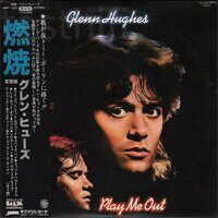 Glenn Hughes ‎– Play Me Out,Vinyl, LP, Album, Promo