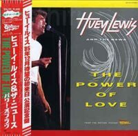 "Huey Lewis And The News  ‎– The Power Of Love  Vinyl, 12"", Maxi-Single, 45 RPM"