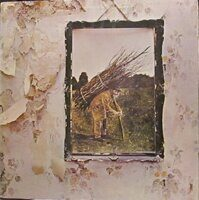 Led Zeppelin ‎– Untitled,Reissue, 180 gram