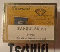 Sansui SN-28 Germany NOS