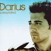 Darius  ‎– Colourblind  CD'S