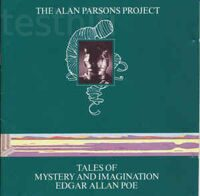 The Alan Parsons Project ‎– Tales Of Mystery And Imagination