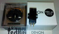 Denon DL-8 + ORIGINAL