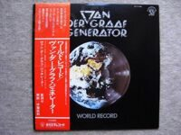 Van Der Graaf Generator ‎– World Record