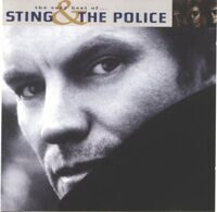 Sting & The Police ‎– The Very Best Of Sting & The Police