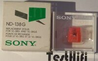 Sony ND-138 G ORIG Japan NOS