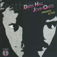 Daryl Hall & John Oates ‎– Private Eyes