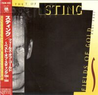 Sting ‎– Fields Of Gold : The Best Of Sting 1984 - 1994