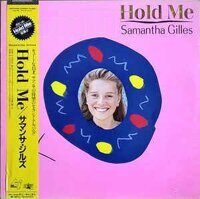 Samantha Gilles ‎– Hold Me