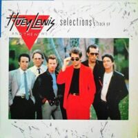 "Huey Lewis And The News ‎– Selections    Vinyl, 12"", EP"