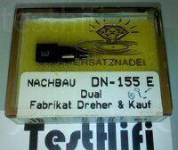 DUAL DN 155 E Germany NOS