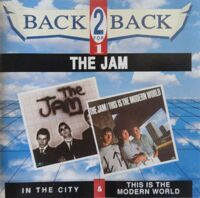 The Jam ‎– In The City & This Is The Modern World